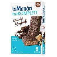 Barrita Komplett de chocolate crujiente