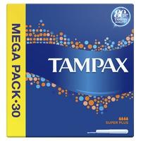 Tampax Cef Suplerplus 30U