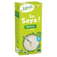 Bebida de soja natural Bio