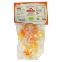 Caramelos de naranja y limón bio