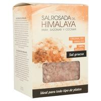 Sal gruesa rosada del Himalaya