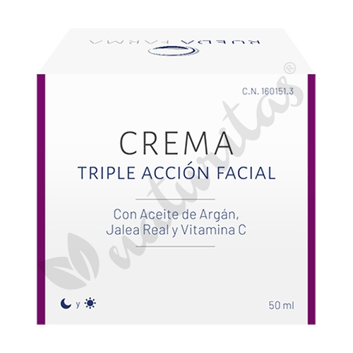 Crema Triple Acción Facial