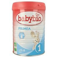 Lait 1er âge Primea 1 Bio -0 à 6 mois
