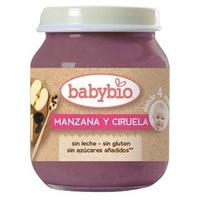 Tarrito De Manzana Y Ciruela ( 4 Meses )