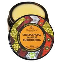 Crema facial salvaje enriquecida