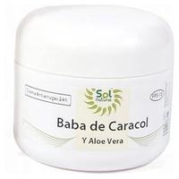 Crema Baba Caracol y Aloe