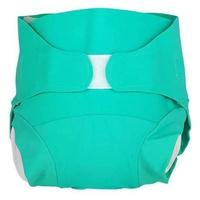 Washable diaper - Cactus Green model - Size S (4-8 kg)