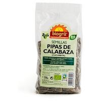 Semillas Pipas de Calabaza Bio 250 gr de Biogra