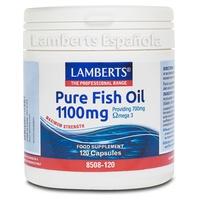 Aceite de pescado puro