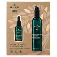 Zestaw Essential Antioxidant Serum Nasiona Chia + Woda Micelarna Nasiona Moringa