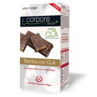 Barritas con CLA sabor yogur