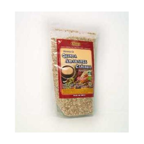 Copos Cañihua Amaranto Quinoa 500 gr de El Oro De Los Andes