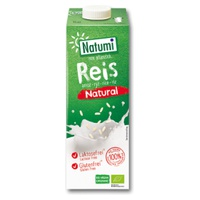 Bebida de arroz natural