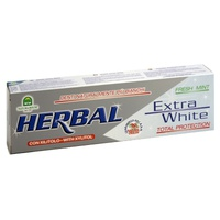 Dentifrico Herbal Aloe Extra White