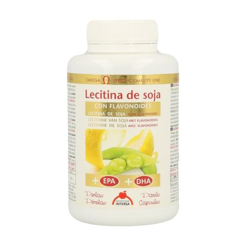 Lecitina de Soja con Flavonoides