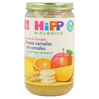 Tarrito Bio Frutas Variadas con Cereales (6 meses)