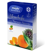 Alcachofa con Naranja Amarga