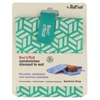 Boc'n'Roll Tiles Sandwich Holder Green
