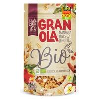 Granola Manzana Loves Jengibre Bio