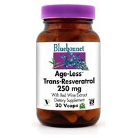 Age-Less Trans-Resveratrol
