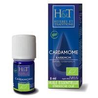 Ätherisches Kardamomöl (Elettaria cardamomum) Bio