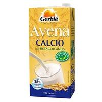 Bebida de Avena y Calcio