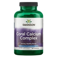 Complexe de calcium ultra corail