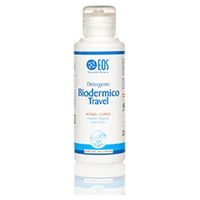 Detergente biodérmico de viaje