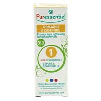 Aceite esencial de romero alcanfor