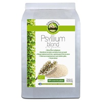 Organic blond psyllium powder