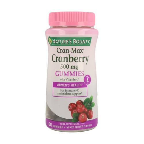 Cran-Max Arándando Rojo Gummies