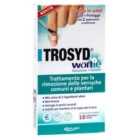 Trosyd Wortie Treatment for the removal of warts in patches