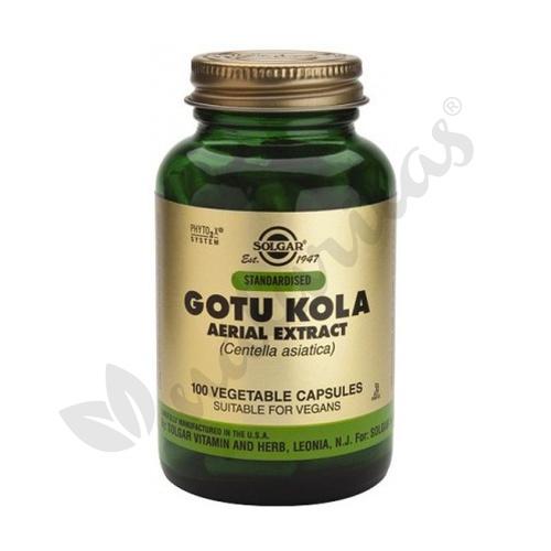 Gotu Kola (Centella Asiática)