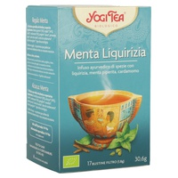 Tè liquirizia menta