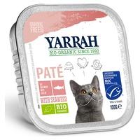 Paté de Salmón con Algas Marinas Sin Cereales para Gatos