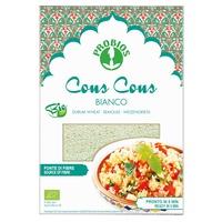 White couscous