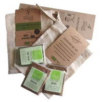 Germination Kit in Hemp Bag
