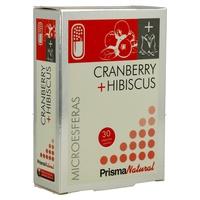 Cranberry + Hibiscus