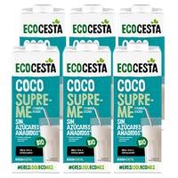 Boisson végétale suprême à la noix de coco bio