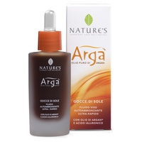 Argà Sun drops for self-tanning face