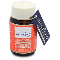 Calcio Coral con Vitamina D3 y Magnesio