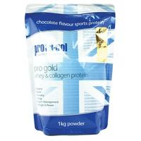Proteína Pro Gold de Chocolate