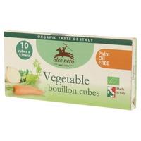 Cubitos de Caldo Vegetal