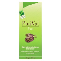 Purival Plus 200 ml de Cien Por Cien Natural