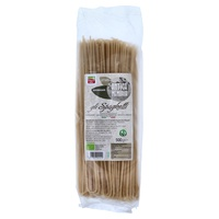 Ancient memory organic khorasan wheat spaghetti