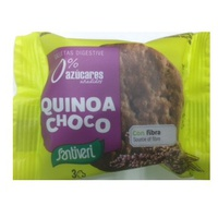 Galletas Digestive Quinoa Choco