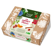 Coffret infusions plaisir
