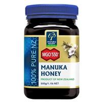 Miel de Manuka MGO 550+ 500 gr. de Manuka Health New Zealand