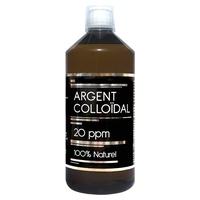 Prata Coloidal 20 ppm