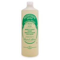Shampooing au miel naturel, parfum chèvrefeuille
